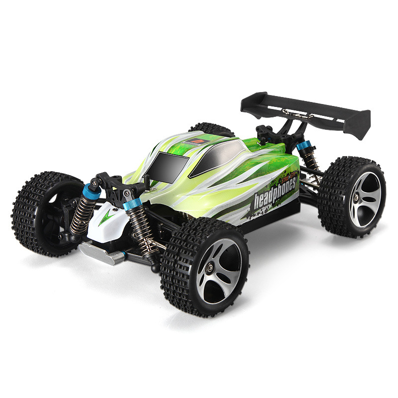 New Arrival 1:18 4WD RC Car Wltoys A959 Updated Version A959-B 2.4G Radio Control Truck RC Buggy Highspeed Off-Road 70KM/H