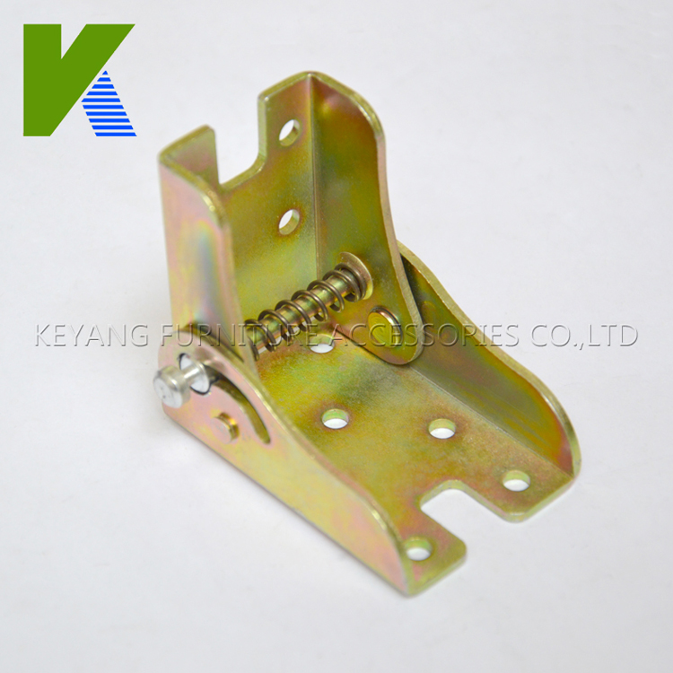 Zinc Plated Bracket Hinges For Sofa Bed Furniture Hardware KYA048(China (Mainland))