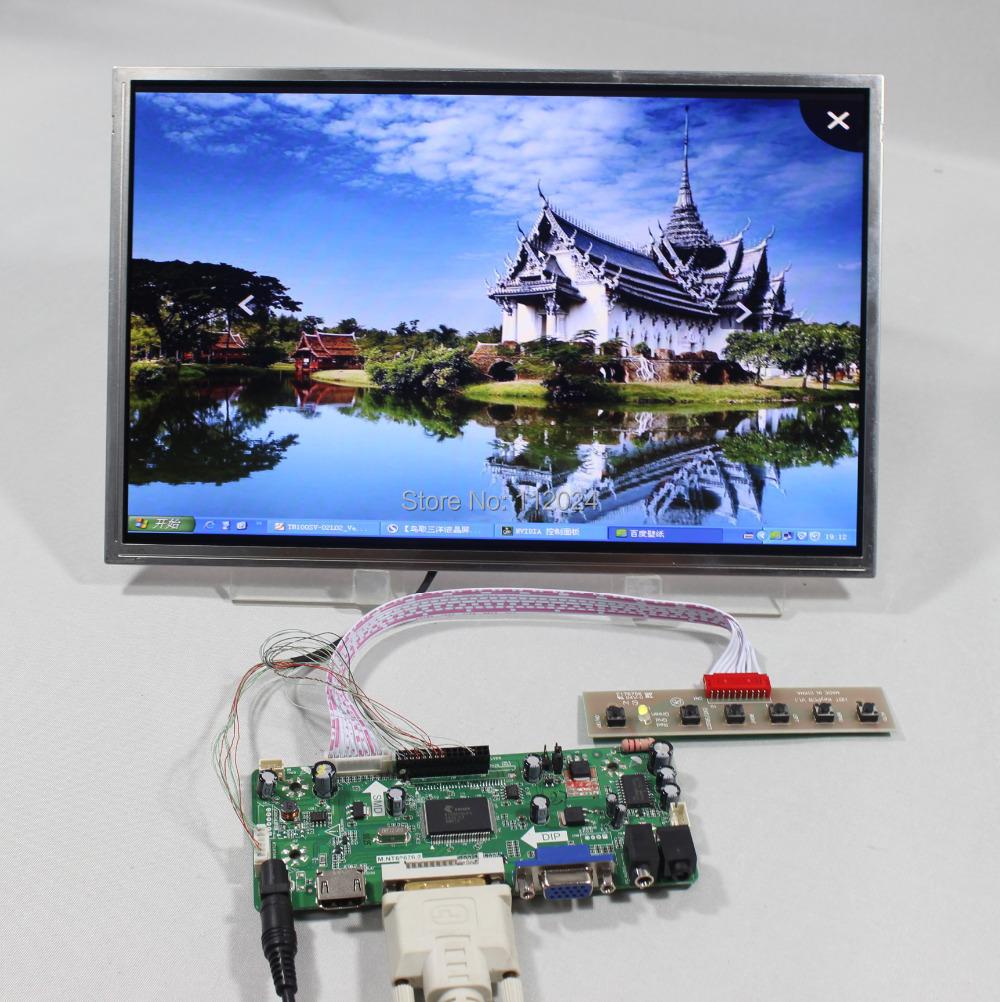 ЖК-модуль VS HDMI VGA DVI nt6867612.1inch HT121WX2210 1280 X 800 lcd M.NT68676+HT121WX2
