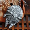 2016 Star War Key Chain The YT 1300 Jewelry Classic Star Wars Space Ship Key Chain