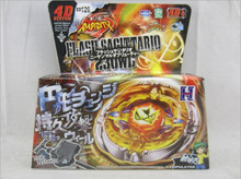 One Piece High Quality Beyblade Metal Fusion 4D Set System LOOSE Battle Masters Launcher Kid Boys Toy(China (Mainland))