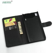 For Lenovo (Lemon) K3 /A6000 K30T K30/Wallet Flip Leather Case For Lenovo K3 Note /k50 A7000 back Cover housing case +Card+Stand