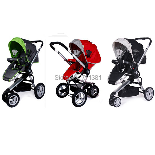 Free shipping Baby Folding Carts 3 in 1 High Quality Baby Pushchair New arriveal Baby Stroller with car seat &amp; carry cot<br><br>Aliexpress
