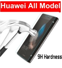 0.33mm 9H Tempered Glass Film sFor Huawei Ascend P8 / P8 Lite P7 P6 P6S / G8 G7 G6 /Mate 7 Mate5 / Honor 6 7 4X Screen Protector