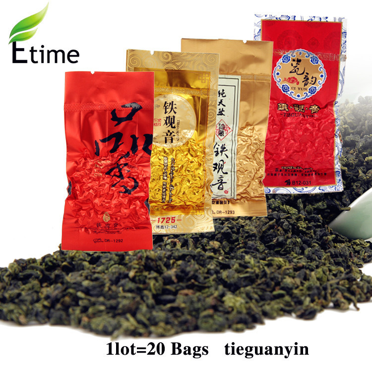 tie guan yin Top Grade Chinese Authentic Fragrance with Liquorice oolong tea Health Care Slimming Anti-decrepitude tea ETS029<br><br>Aliexpress