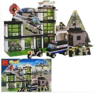 Hotel hobbies promotion achetez des hotel hobbies - Modele de construction lego ...