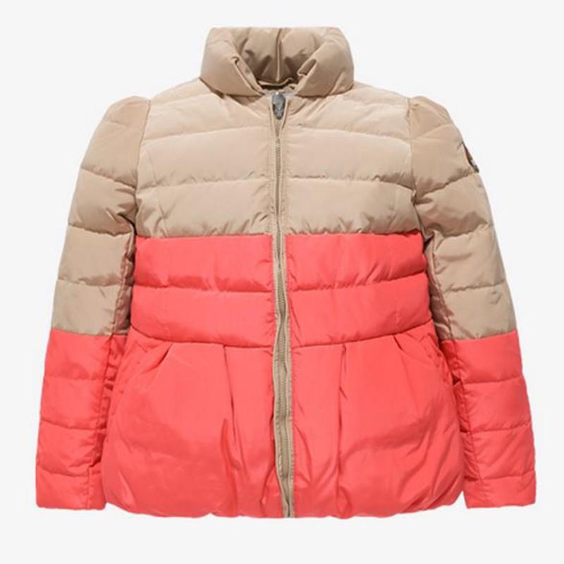Скидки на Kindstraum 2016 Новый Зимний Мальчиков Напечатаны Случайные Утка Вниз Куртка Высокого Качества Толщиной Верхняя Одежда Теплая Ткань Пальто Для Детей