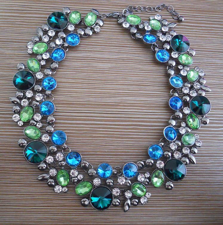 HTB1xnNSHFXXXXbTXVXXq6xXFXXXX - PPG&PGG2017 New Luxury Women Imitation Pearl Jewelry Crystal Statement Necklace Choker Collar Lady Fashion Accessories
