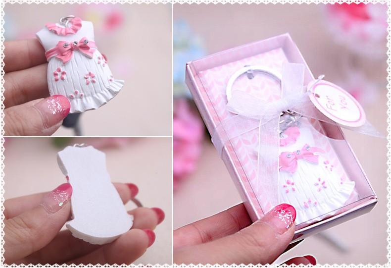 Baby Girl Dress, Boy Cloth Design Key Chain SG6003 (18)