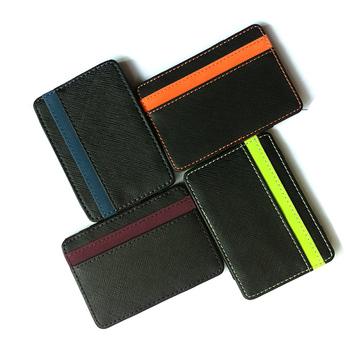 Зажимы для денег 4 цвета мэджик кошельки дизайнер мужчины кошельки и ( WP153 )