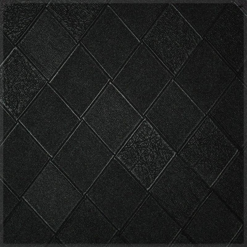 black geometry dimond plaid imitation leather soft bag. Black Bedroom Furniture Sets. Home Design Ideas
