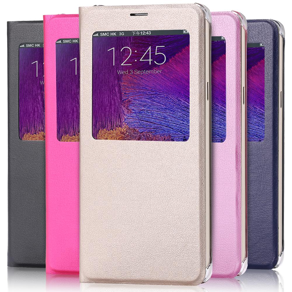 Window View Flip Case Huawei Honor 5X 5C 4X 4C 4A 6 Plus Mate 8 S 7 G7 P8 P9 Lite Enjoy 5S Head 4 Cover  -  Zhux Co., Ltd. store