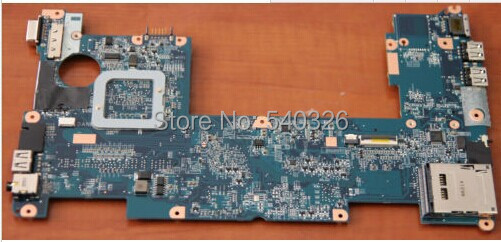 for HP Mini 210 Netbook Motherboard w/ N470 1.83Ghz Intel Atom CPU 612854-001 system board Fully Tested+Good Condition(China (Mainland))