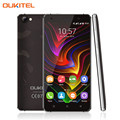Original OUKITEL C5 Pro 5 0 Inch HD 4G LTE Cellphone Android 6 0 MTK6737 Quad
