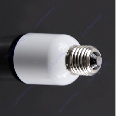 g104 e27 pour ampoule led g12 lampe adaptateur socket extension base converter blanc dans pieds. Black Bedroom Furniture Sets. Home Design Ideas