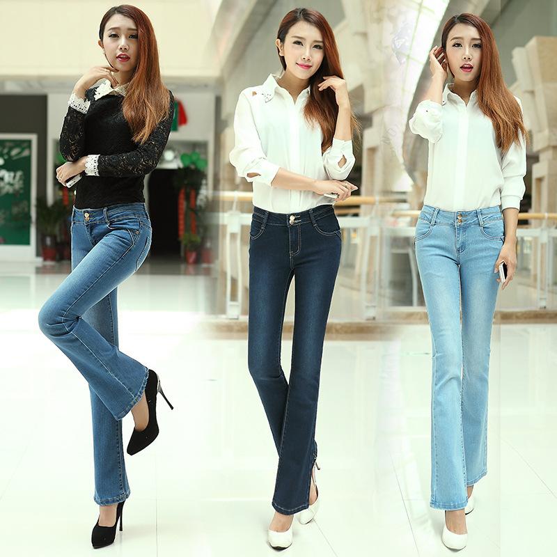 2014 Hitz Weila women's jeans Slim was thin micro speaker pants hip pants Miss Gao Yao(China (Mainland))