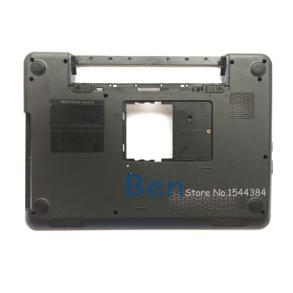 Free Shipping Brand New Original Laptop Bottom Base Case Cover For Dell Inspiron 14R N4010 Black P/N 0GWVM7(China (Mainland))