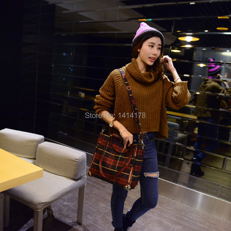 Women New handbag 2015 Europe Amercian style all-match shoulder bag criss-cross  -  Shenzhen AZ trading Co., Ltd store