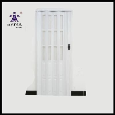 Personal design kitchen cabinet pvc bedroom sliding door pvc accordion door in doors from home - Accordion kitchen cabinet doors ...