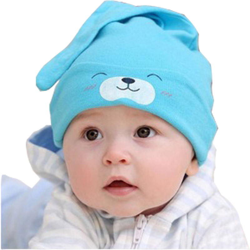 Baby Hat Newborn Kit Lens cute spring and summer Cap Baby Cotton sleep Cap Boy and Girl Toddler Infant Kids Caps(China (Mainland))