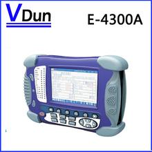 2M / E1 data transmission analyzer Datacom tester BER tester E-4300A support Data Interface /Clock pull side / Pulse Mask Tester(China (Mainland))