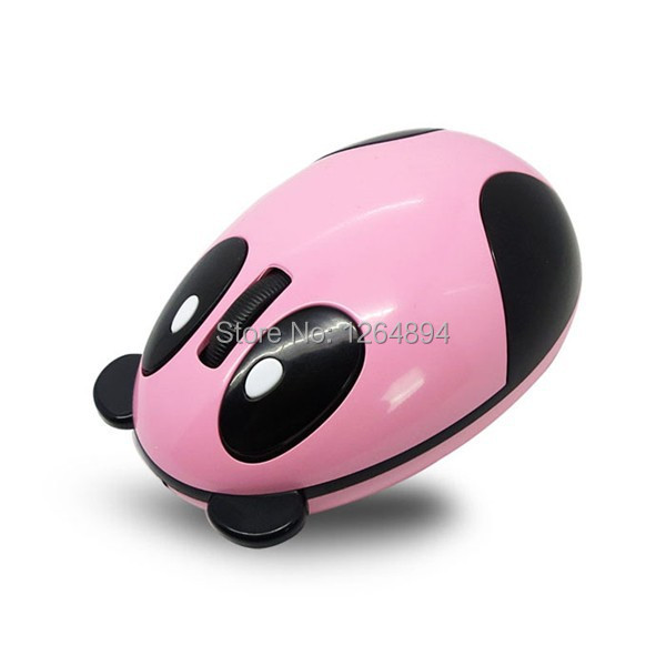 1000dpi nano usb receiver wireless optical mouse cute computer mice(China (Mainland))