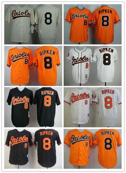 cheap sale 2015 baltimore orioles 8 cal ripken jerseys
