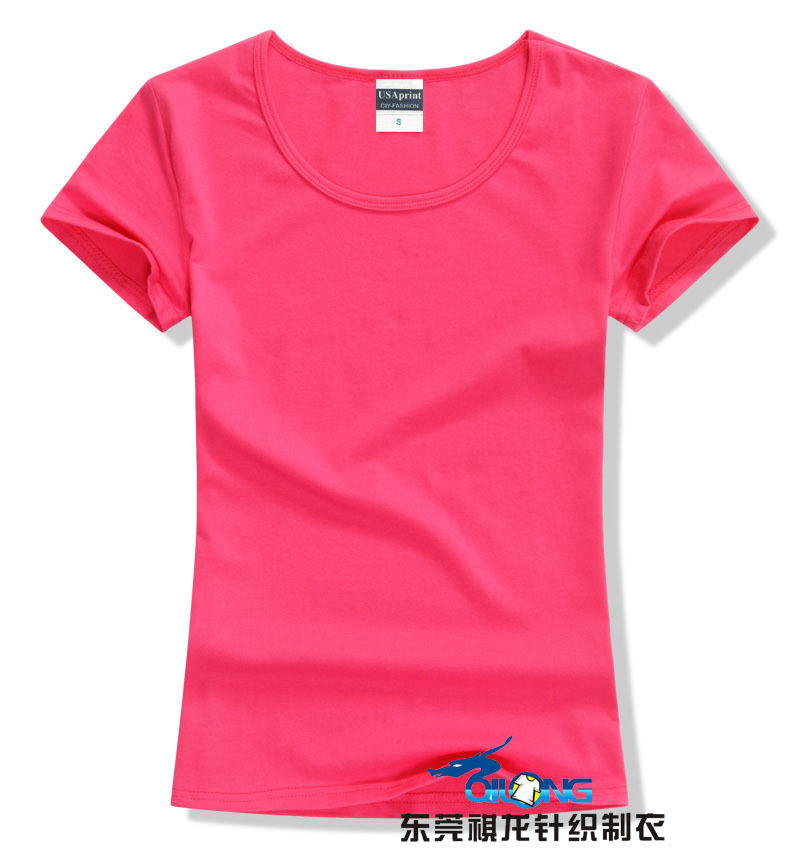 New 2014 fashion women t-shirt brand tee tops Short Sleeve Cotton tops for women clothing solid O-neck t shirt,Free shipping