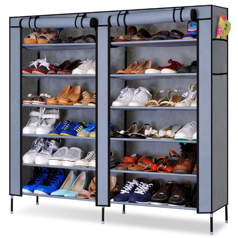 Cloth shoe rack online