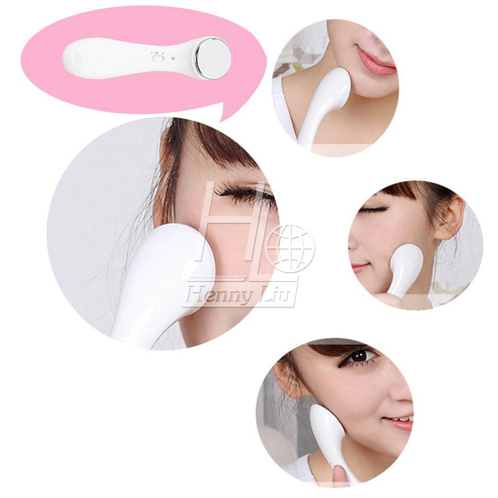 2015 New Direct Selling Face Care Massageador Facial Ion Multi Beauty Instrument Skin Anti-wrinkle Whitening Care Massager(China (Mainland))