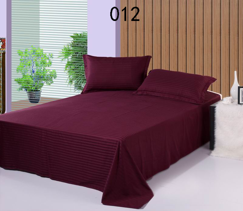 Purple Full Size Bed Flat Sheets