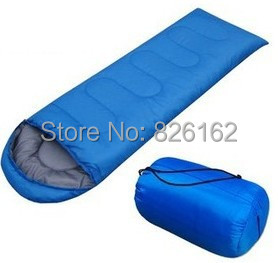 Fleabag Camping Outdoor Single Sleeping Bag with compression sack Backpackers Hammock Campers Hiking Hill Walking Climbing(China (Mainland))