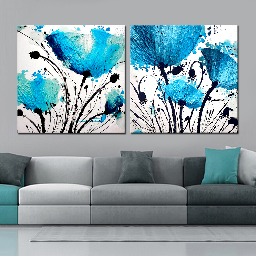 The Vast Universe Canvas Painting HD Printed Abstract Space Picture Painting Canvas Art 5 Panels