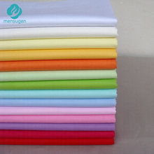 Freely Choose 40cm*50cm 14pcs Plain Solid Cotton Fabric For Sewing Quilting Patchwork Textile Tilda Doll Body Cloth(China (Mainland))