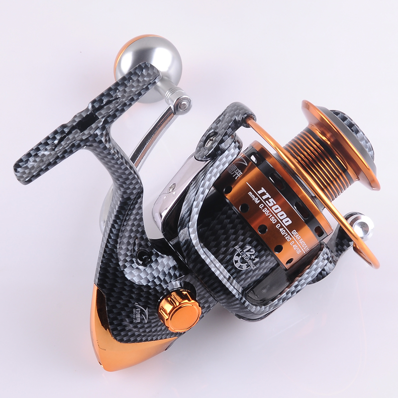 90%OFF 2016 New German Technology 12+1 BB Bearing Balls 2000-6000 Spinning Reel Hot Sale for Hynix Feeder Fishing reel pesca(China (Mainland))