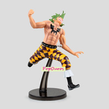 2016 New Arrival Japanese Anime One Piece Bartolomeo Battle Version PVC Action Figure For Kids Gift