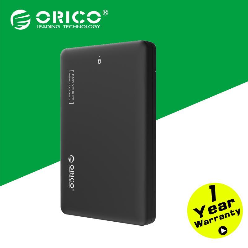 """(Not have HDD) ORICO 2599US3 2.5"""" USB 3.0 HDD enclosure Case Sata to USB 3.0 hd externo box hard disk box Free shipping(China (Mainland))"""