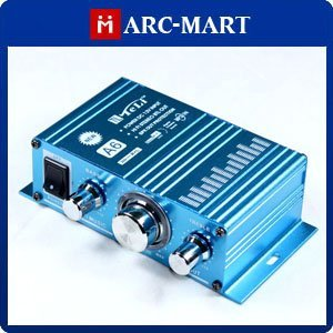 15% OFF Mini Hi-Fi Audio Stereo Digital Car Amplifier Motorcycle Boat Free Shipping #AM010