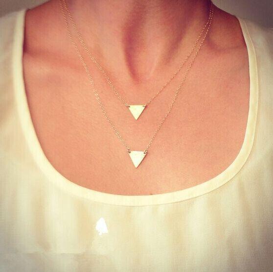 Позолота фатима вручную 3 слой цепь бар ожерелье бусины и длинная полоска ожерелья с подвеской ювелирные изделия jhs008