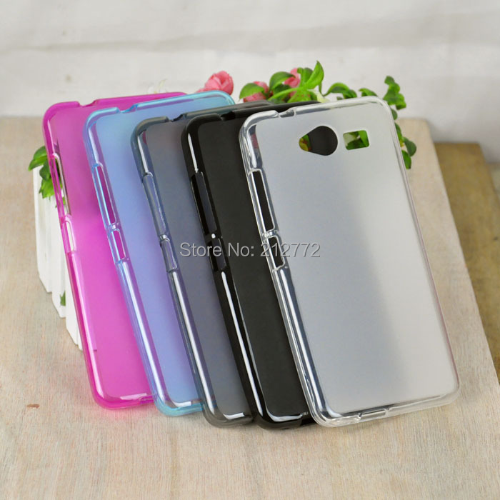 For Mobistel Cynus F6 cell phone Wholesale price 50pcs/lot Soft Silicon pudding Phone Cases 5Color Free Shipping(China (Mainland))