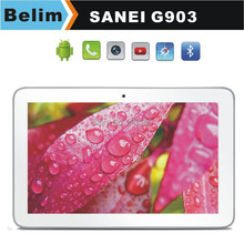 N903 2014 fashion Free Shipping Sanei 9inch 2G Tablet  Dual Core All winner A23 Dual lens Tablet PC 1080p