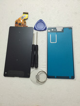 For Sony for Xperia Z1 compact M51w z1 mini D5503 LCD Display with Touch Screen digitizer assembly free shipping