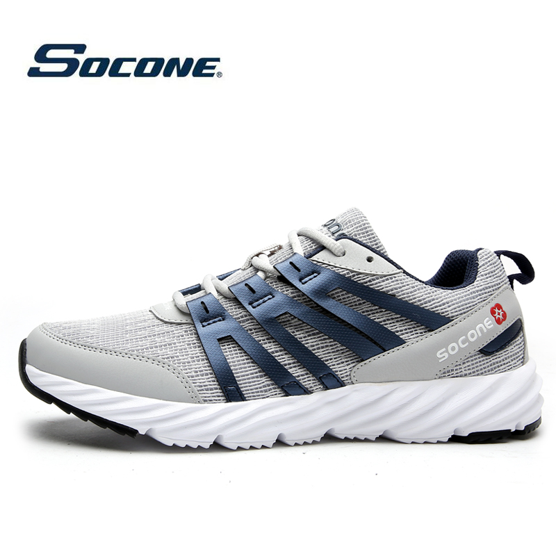 SOCONE New Men's Breathable Athletic Shoes Running Shoes Zapatilla Mujer De Hombre Fashion Sneakers Free Run(China (Mainland))