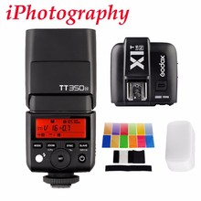 Buy Godox TT350N 2.4G HSS 1/8000s GN36 TTL Wireless Flash + X1T-N Nikon D750 D7000 D7100 D7200 D5100 D5200 D5400 D3300 D5600 for $84.90 in AliExpress store