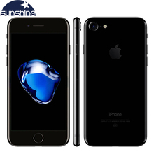 Buy Original Apple iPhone 7 4G LTE Mobile phone IOS 10 Quad Core 2G RAM 256GB/128GB/32GB ROM 4.7''12.0 MP Fingerprint Smartphone for $638.39 in AliExpress store