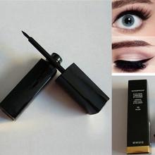 Hou New Liquid Eyeliner Waterproof Eye Liner Pencil Pen Black and white Make Up Quality long lasting Brand Beauty Drop shipping(China (Mainland))