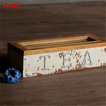 New ideas for new products do old storage box small storage box wooden craft storage box storage box for toys(China (Mainland))