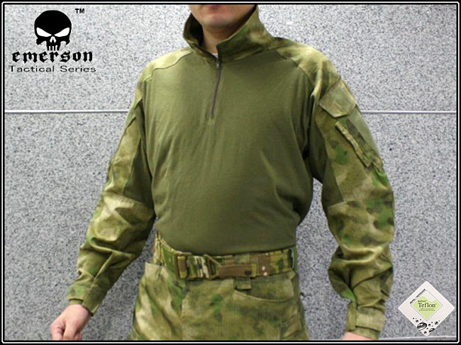 EMERSONGEAR G3 Combat Shirt Jungle camouflage Full Shirt Tactical bdu G3 Combat shirt Emerson BDU Military Army shirt EM8576