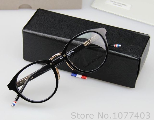THOM BROWNE TB-008B reading eyeglasses men and women myopia eye glasses frames TB008Одежда и ак�е��уары<br><br><br>Aliexpress