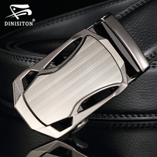 Buy DINISITON Men Belts Automatic buckle Belt cowhide Leather Strap Designer metal Belts Men High Luxury Jeans Waistband for $9.79 in AliExpress store